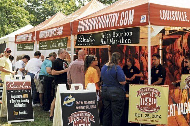 The Kentucky Bourbon Festival – Bardstown, Kentucky, United States,
