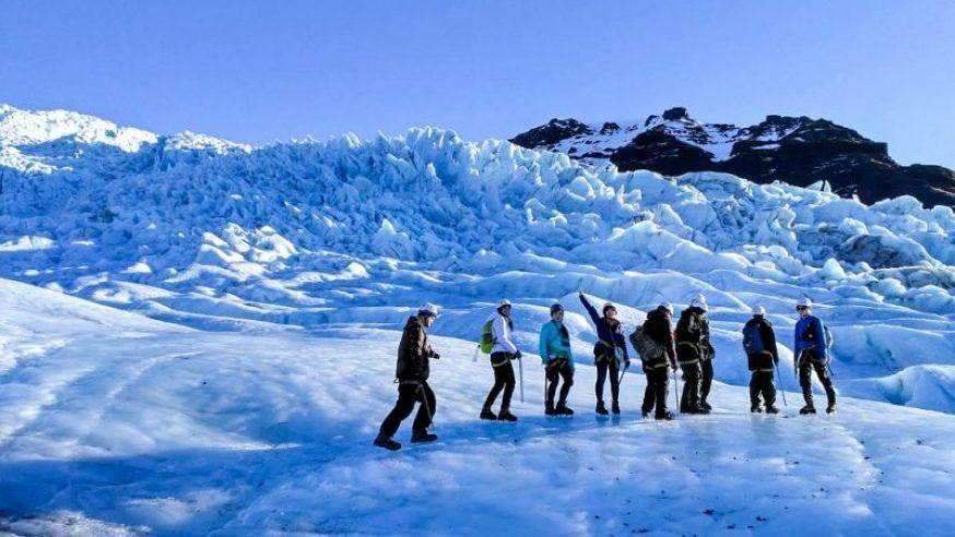 6 Beautiful glaciers in the world