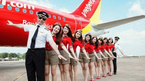 Bikini Airline VietJet coming to India!
