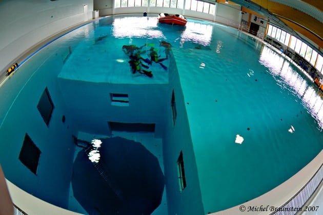 Nemo 33 Pool,