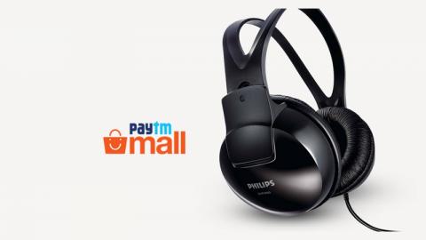 Min. 15% Cashback on Headphones & Headsets