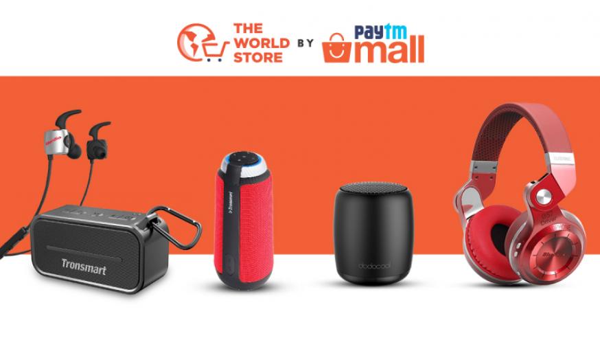 Shop for International Headphones & Speakers