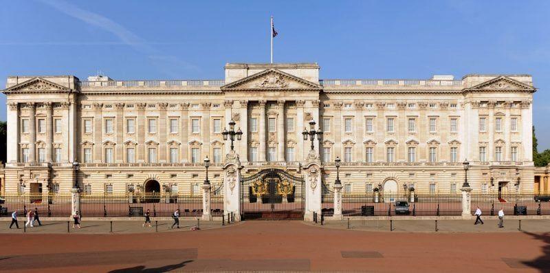 Buckingham Palace Tour,