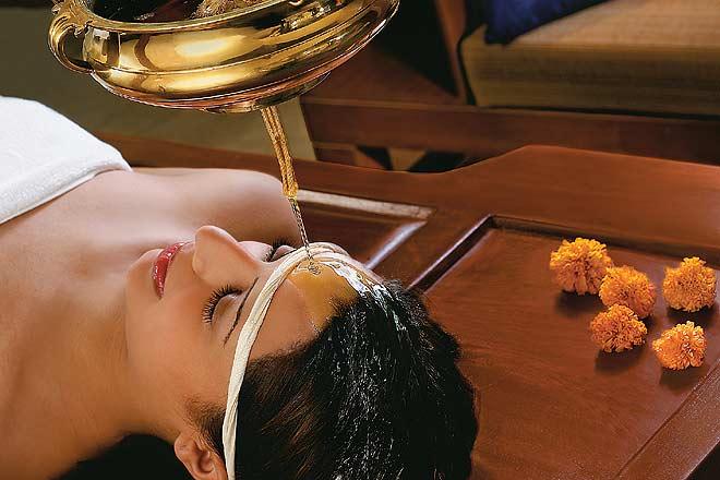 Ayurvedic massages,
