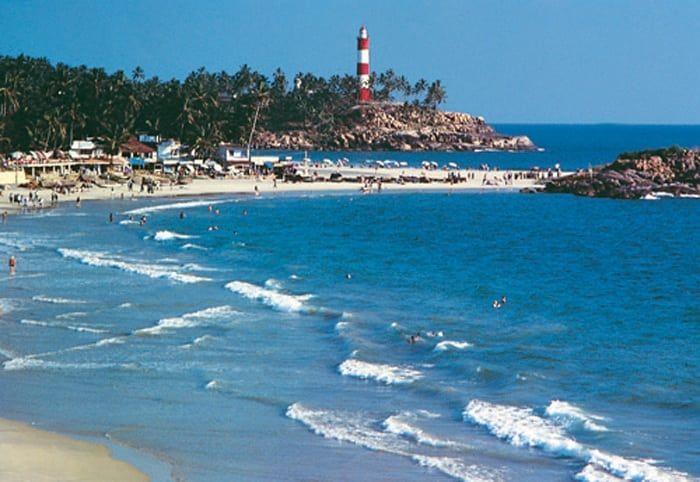 Lighthouse beach,