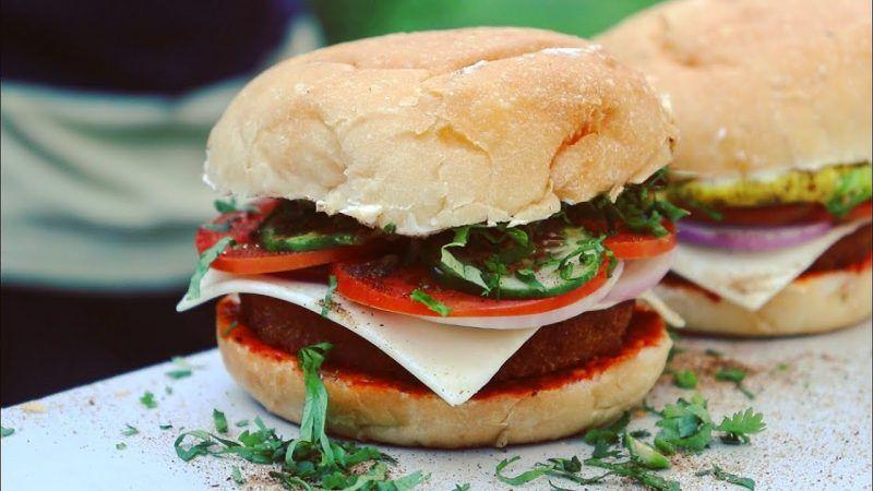 Salim Bhai's Burgers,