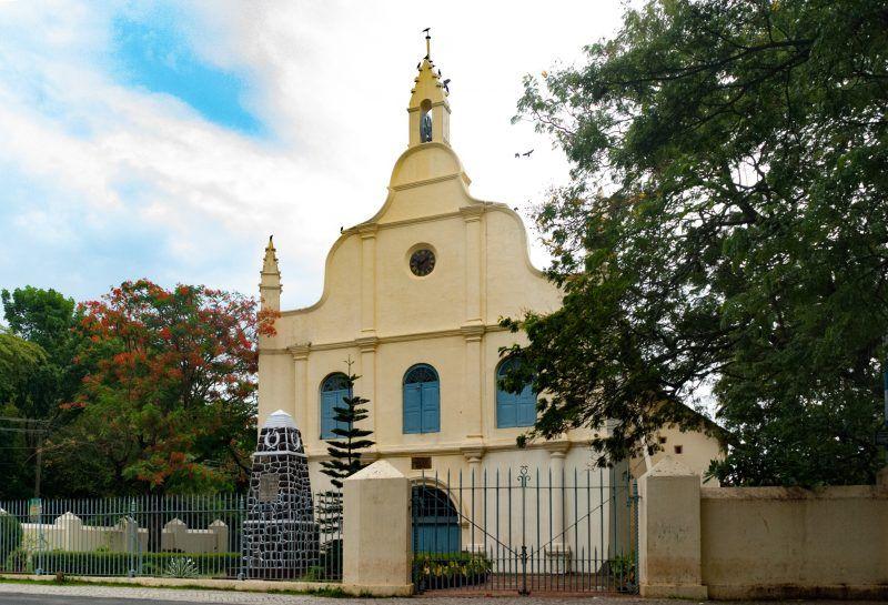 St. Francis Church at Fort Kochi,