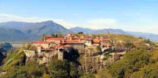 Experiencing Great Meteoran Monastery, source- visit meteora