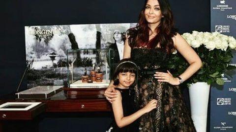 Aishwarya & Aaradhya's cutest Disneyland, Paris visit