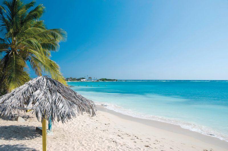Palm beach, Aruba,