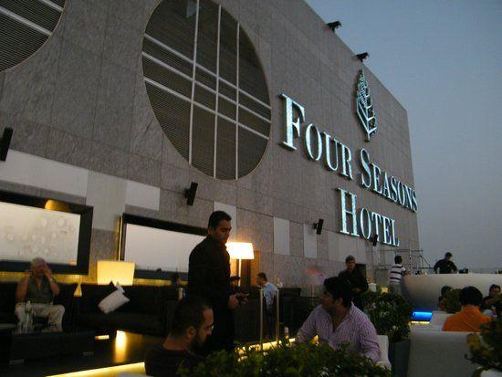 Four Seasons hotel,