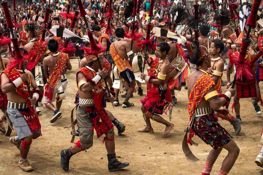 Aoling festival,