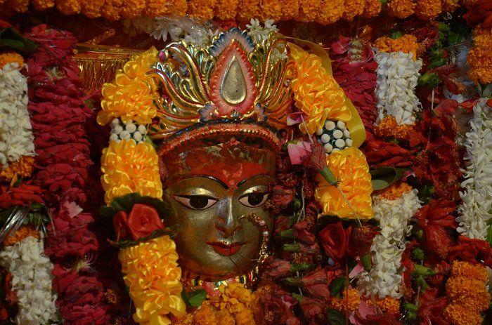 Shailputri Temple