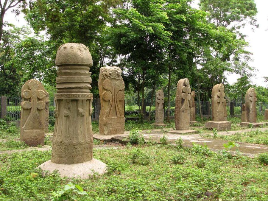 Dimasa Kachari ruins