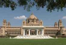 Source: Umaid Bhawan Palace website