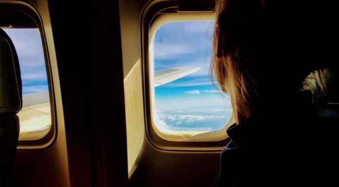 Ways to sleep better in flights