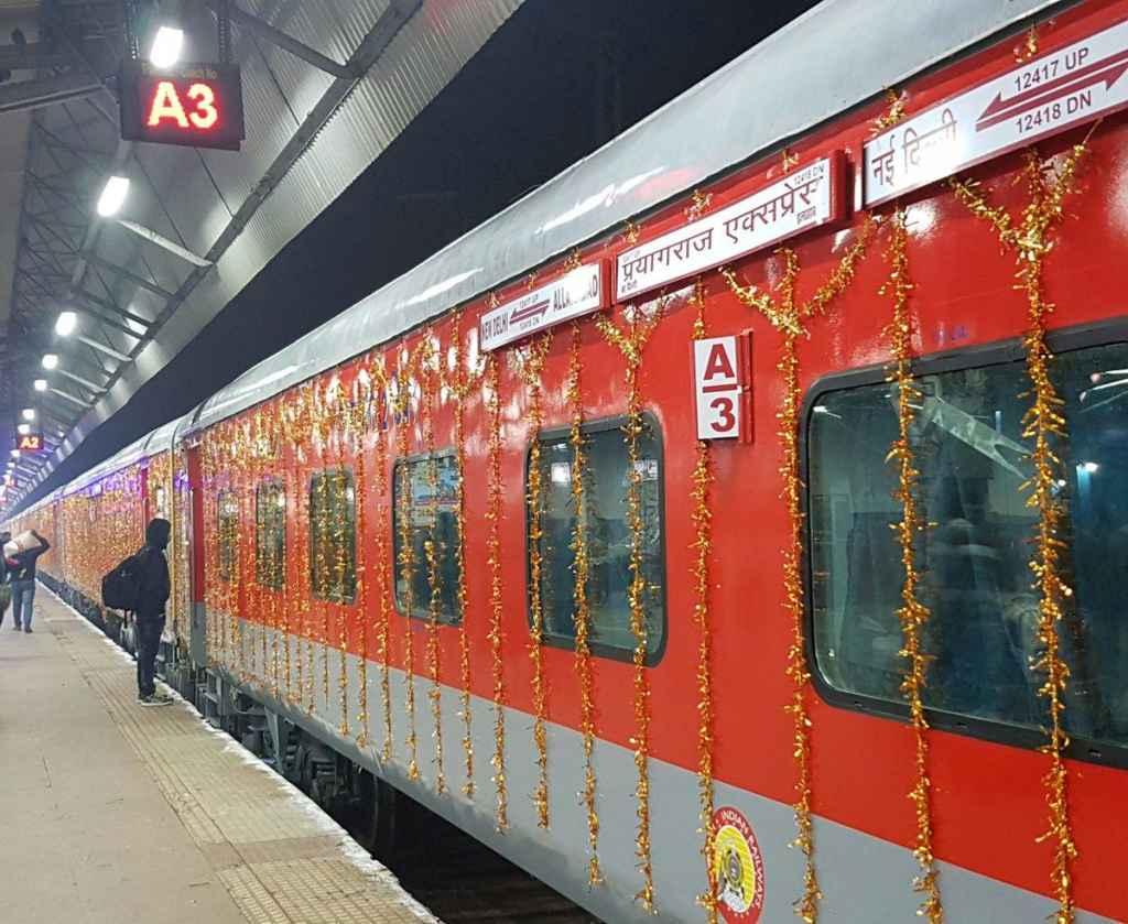 Source India Rail Info