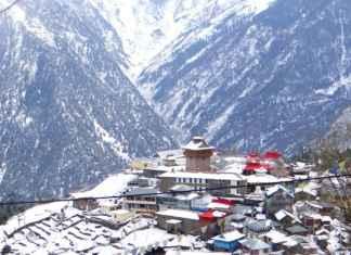 Fresh Snowfall hits Himachal Pradesh