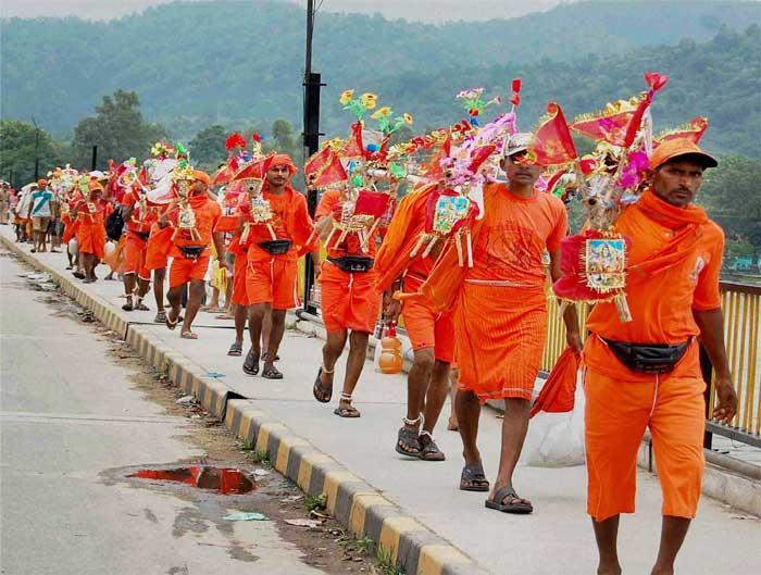 Kanwad yatra