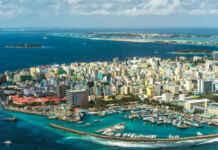 submerging Islands India