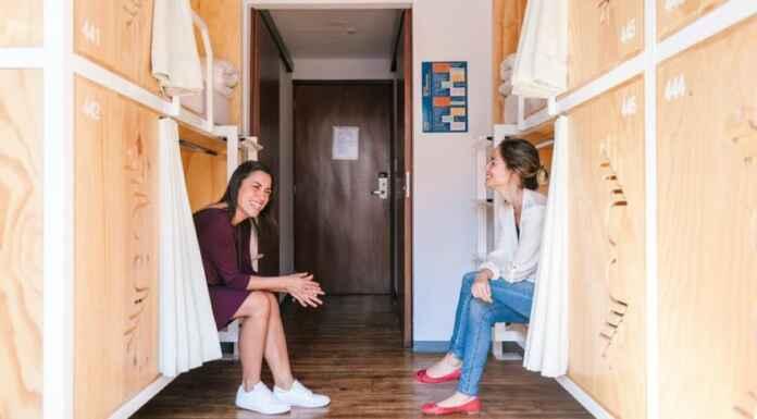hostels vs hotels